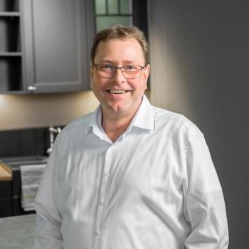 Maik Hansen Geschäftsführer von Küchen Hansen
