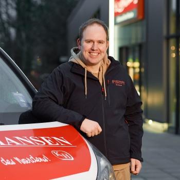 Frank Immen Küchenmonteur von Küchen Hansen