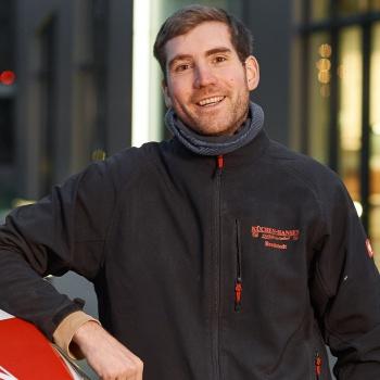 Helge Wittmaack Küchenmonteur von Küchen Hansen