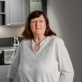 Birgit Neusohn Reinigungskraft von Küchen Hansen