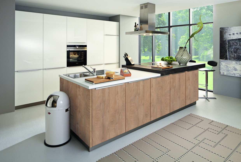 Kuchen Mit Kochinsel Sind Die Angesagte Art Eine Wohnkuche Zu Gestalten