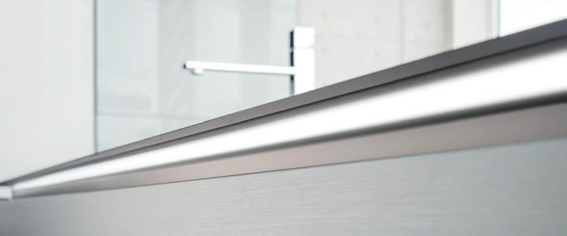 Griffleisten Beleuchtung Flex Stripes