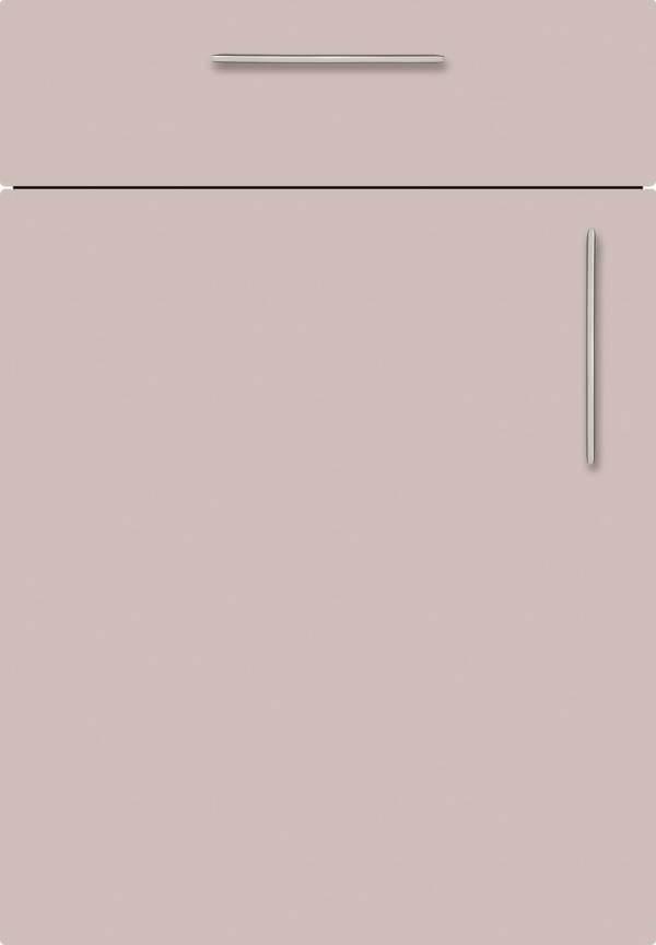 Kuechenfront Marshmallow Seidenmatt 246