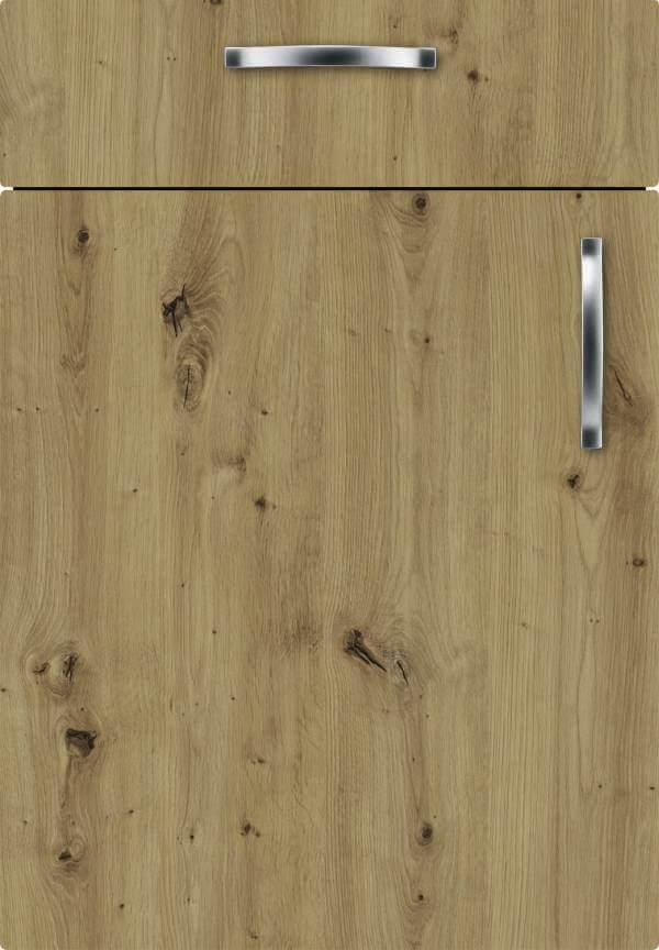 Kuechenfront Natural Oak Holzoptik 149 (2)
