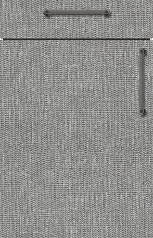 Kuechenfronten Spigato Holzoptik 464