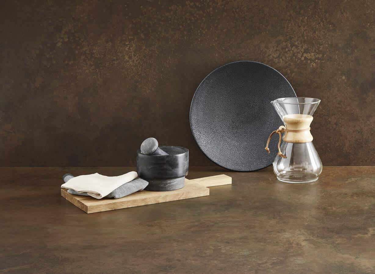 Kuechenbeispiel Keramikarbeitsplatte Ossido