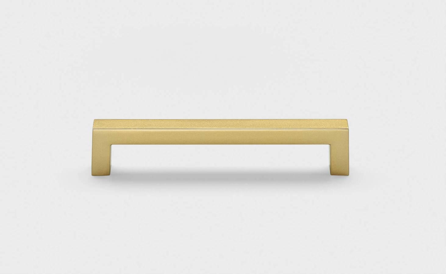 Kuechengriff Gold Metallic 607