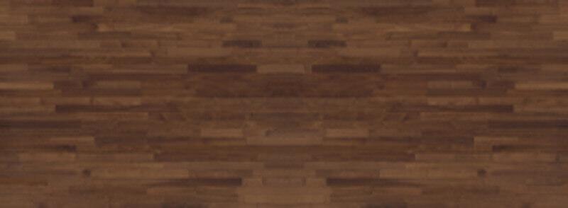 Massiv Echtholz Arbeitsplatte Amerikanischer Nussbaum Dunkel 504