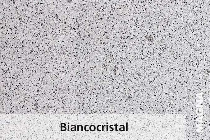 Naturstein Kuechenarbeitsplatte Biancocristal
