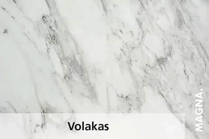 Naturstein Kuechenarbeitsplatte Volakas