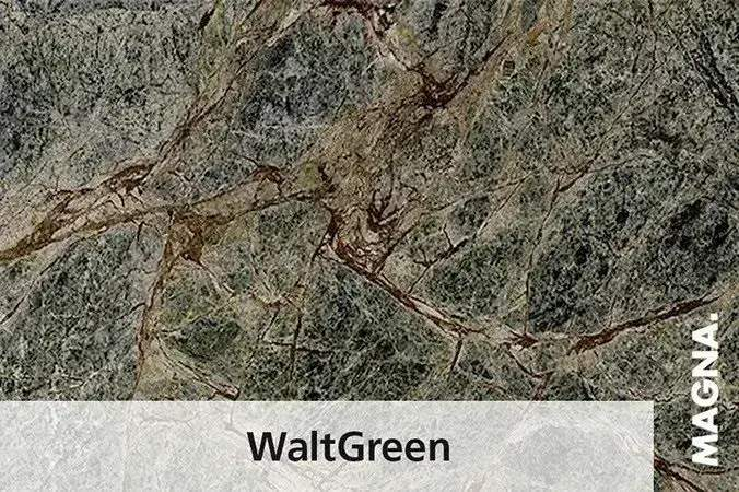 Naturstein Kuechenarbeitsplatte Waltgreen