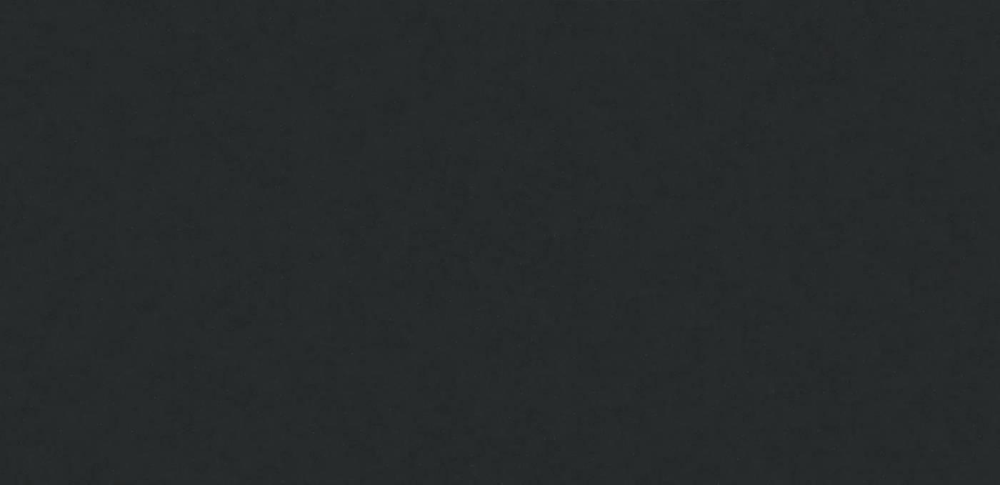 Quarzstein Kuechenarbeitsplatte Silestone Negro Anubis